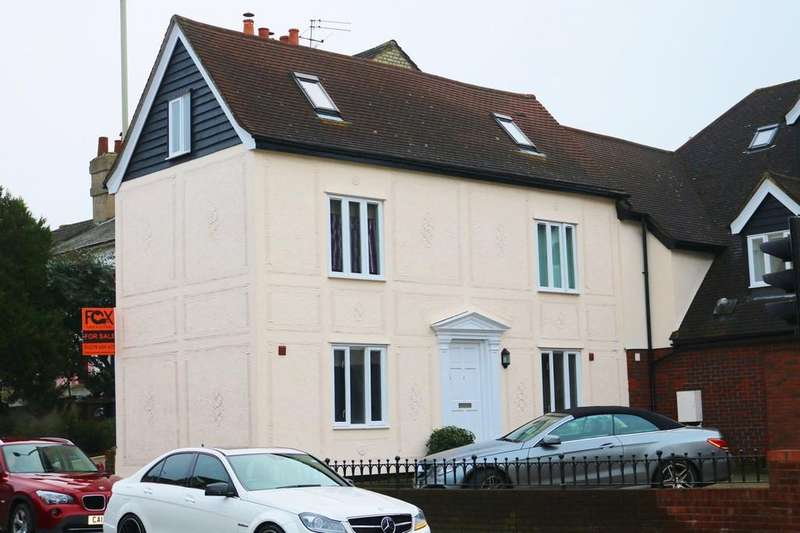4 Bedrooms End Of Terrace House for sale in Dunmow Road, Bishop's Stortford