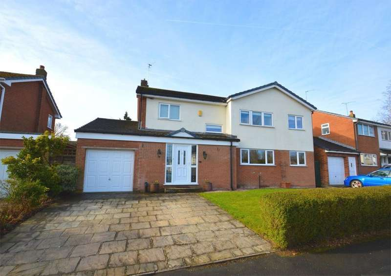 4 Bedrooms Detached House for sale in Ashworth Park, Knutsford
