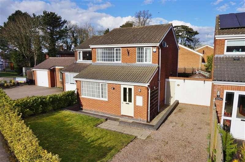3 Bedrooms Link Detached House for sale in Fleckney