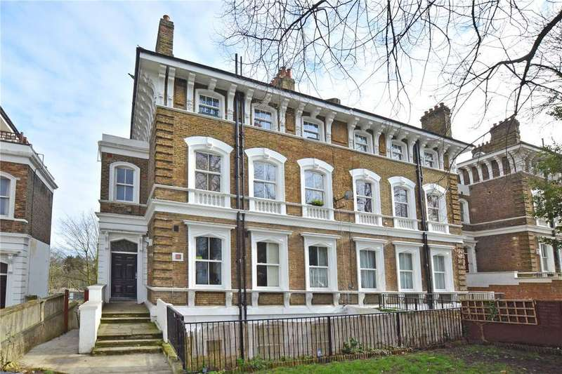3 Bedrooms Flat for sale in Victoria Way, Charlton, London, SE7
