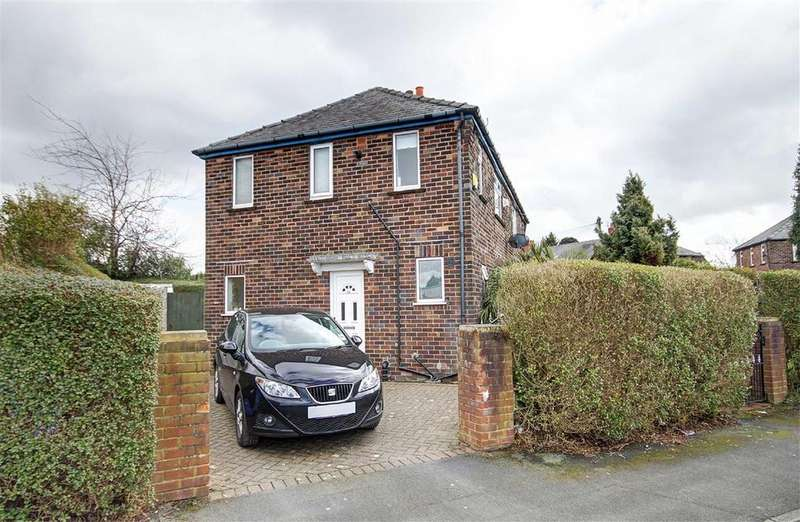 3 Bedrooms Semi Detached House for sale in Croft Road, Sale