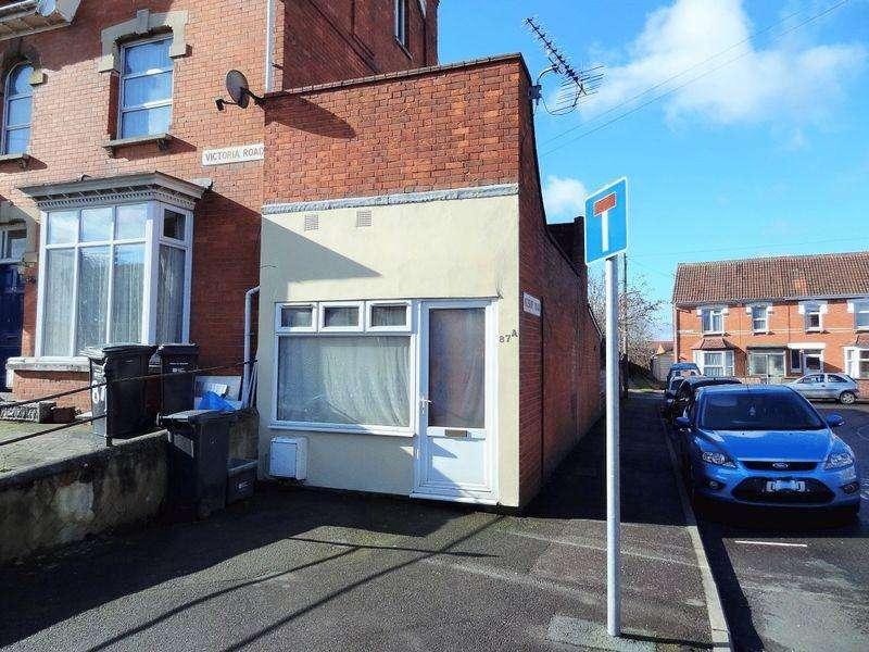1 Bedroom Apartment Flat for sale in Victoria Road, Bridgwater