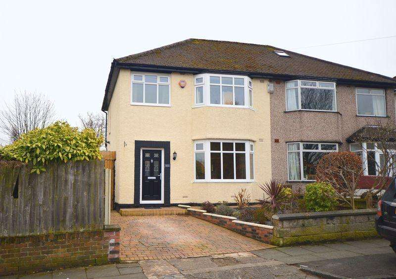 3 Bedrooms Semi Detached House for sale in Rudston Road, Childwall
