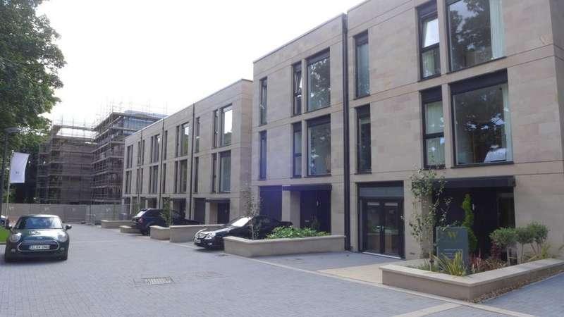 4 Bedrooms Town House for rent in Woodcroft Road, Morningside, Edinburgh, EH10 4EJ