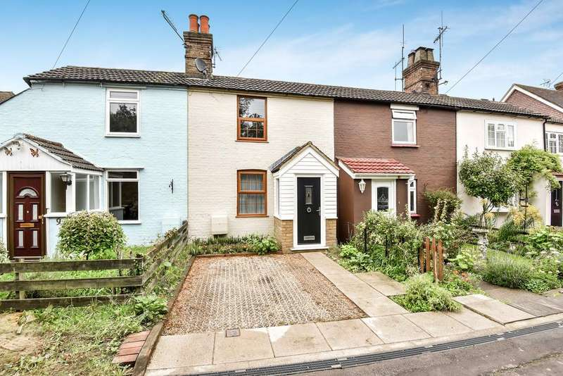 2 Bedrooms Terraced House for sale in Mill Walk, Maidstone