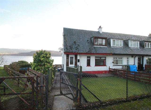 3 Bedrooms Terraced House for sale in 19, Queen Elizabeth Cottages, Furnace, by Inveraray