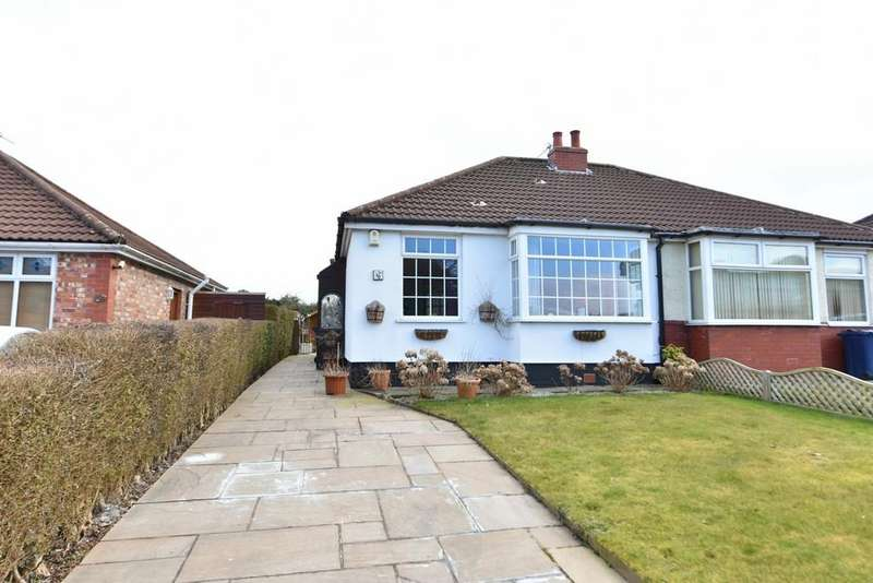 2 Bedrooms Semi Detached Bungalow for sale in Lordsgate Lane, Burscough