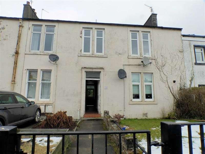2 Bedrooms Maisonette Flat for sale in Glassford Road, Strathaven, Flat 1-1, STRATHAVEN