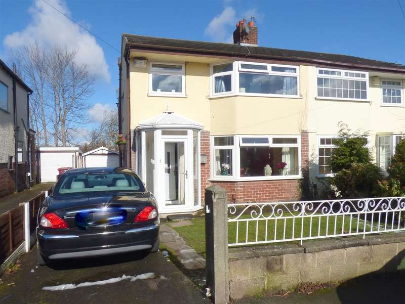 3 Bedrooms Semi Detached House for sale in Acacia Ave, Huyton, Liverpool