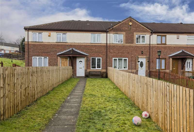 2 Bedrooms Terraced House for sale in Raynville Rise, Leeds, West Yorkshire, LS13