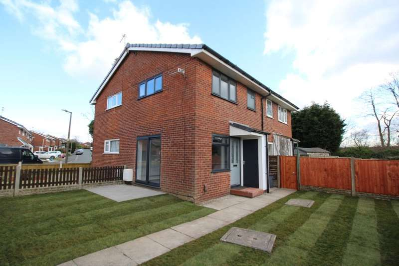 1 Bedroom Property for sale in Hillbeck Crescent, Ashton-In-Makerfield, Wigan, WN4