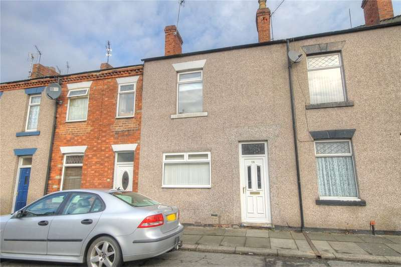 2 Bedrooms Terraced House for sale in Surtees Street, Darlington, DL3