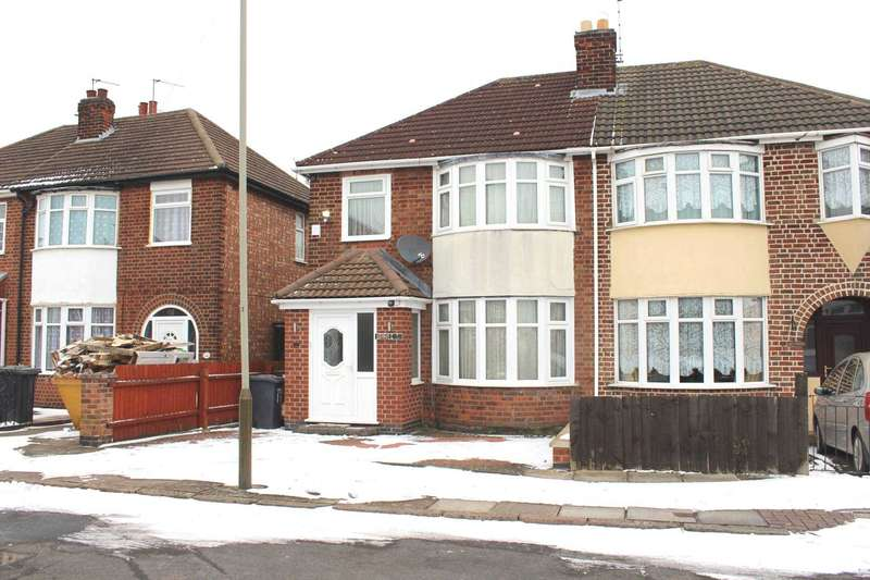 3 Bedrooms Semi Detached House for sale in Pauline Avenue