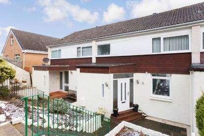 3 Bedrooms Terraced House for sale in Drumshantie Terrace, Gourock