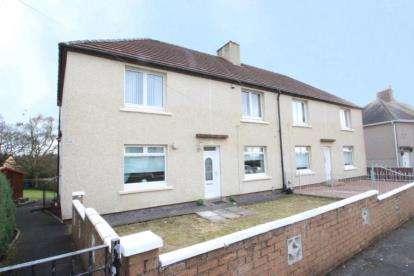 2 Bedrooms Flat for sale in Swinton Crescent, Swinton, Glasgow, Lanarkshire