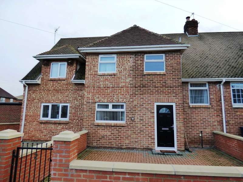 5 Bedrooms Semi Detached House for sale in Haweswater Road, Redcar