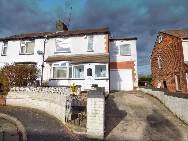 4 Bedrooms Semi Detached House for sale in Welford Road, Crumpsall, Manchester, M8
