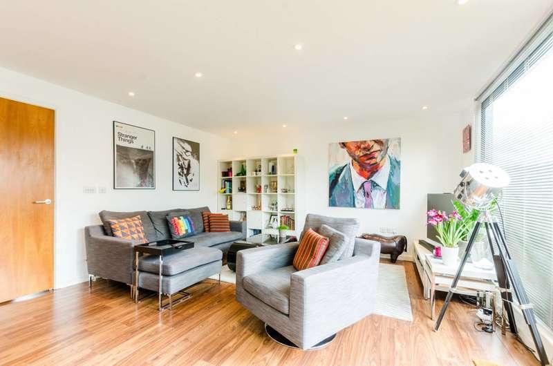 2 Bedrooms Flat for sale in Quaker Street, Spitalfields, E1