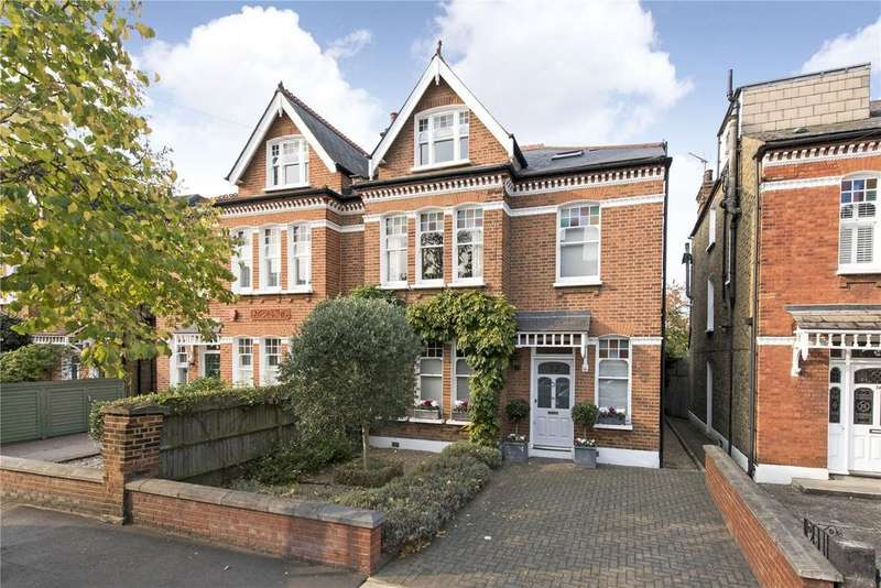 6 Bedrooms Semi Detached House for sale in Bushnell Road, Heaver Estate, London, SW17