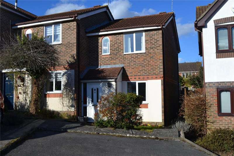 2 Bedrooms End Of Terrace House for sale in Poundfield Way, Twyford, Berkshire, RG10