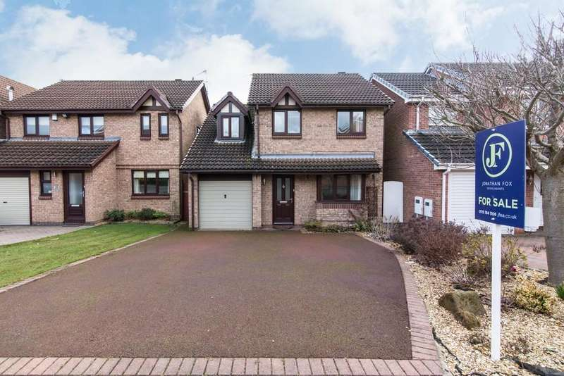 4 Bedrooms Detached House for sale in Epsom Road, Toton