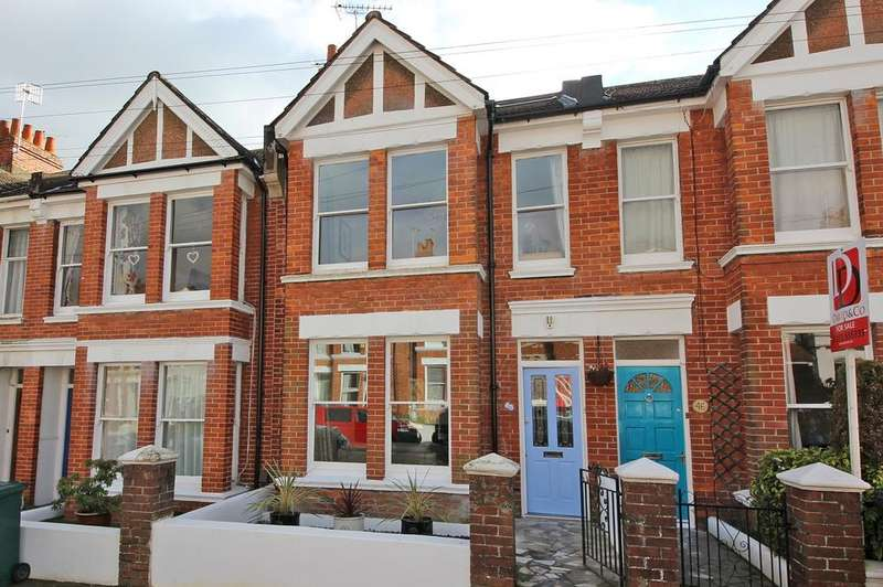 4 Bedrooms Terraced House for sale in Loder Rad, Brighton BN1