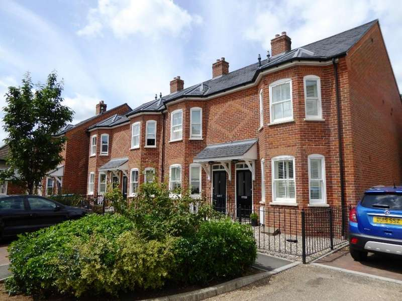 3 Bedrooms End Of Terrace House for rent in Wetherall Mews