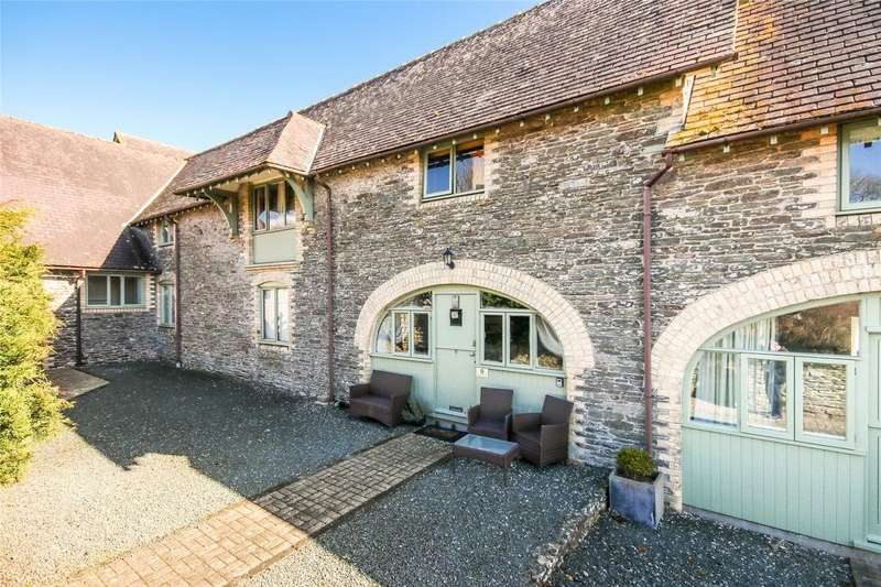 2 Bedrooms Barn Conversion Character Property for sale in Rowden Court, Stoke Road, Noss Mayo, Devon, PL8