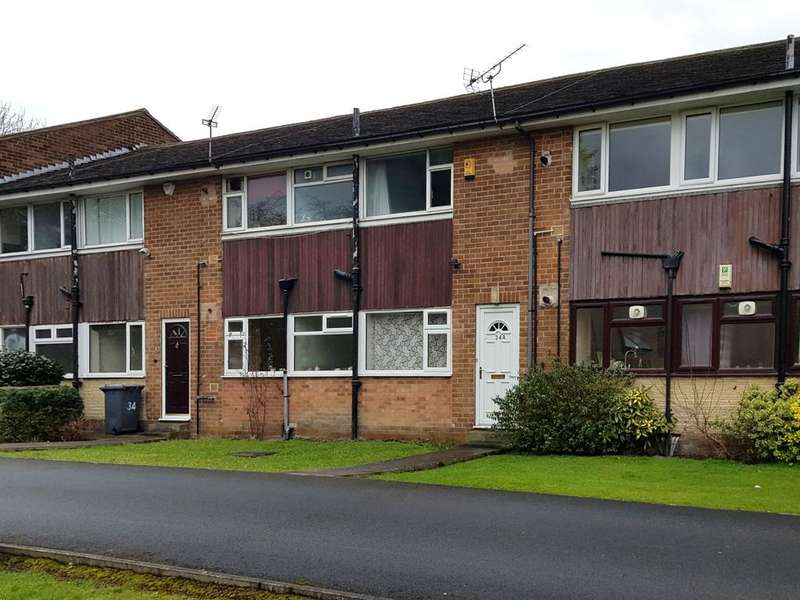 2 Bedrooms Flat for sale in Ash Grove, Hyde Park, Leeds 6
