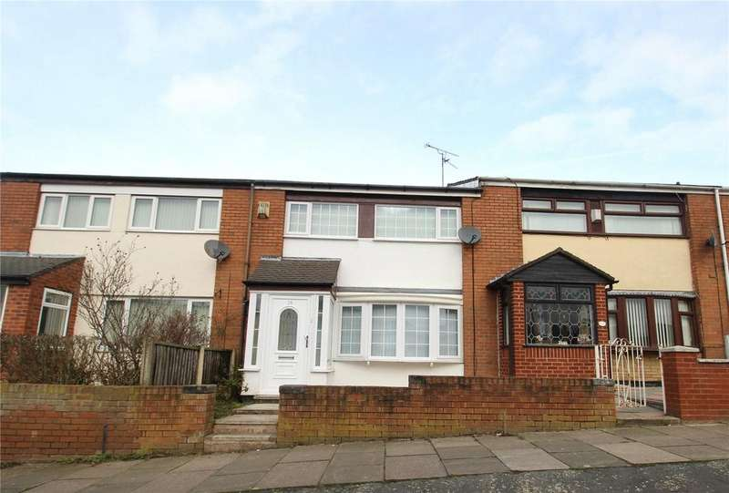 3 Bedrooms Terraced House for rent in Woodlands Road, Huyton, Liverpool, Merseyside, L36