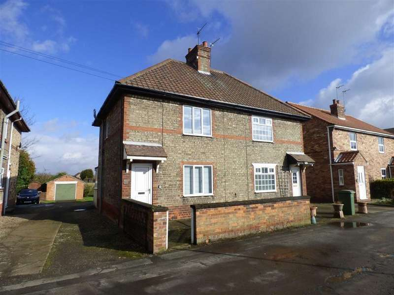 2 Bedrooms Semi Detached House for sale in Canal Side East, Newport