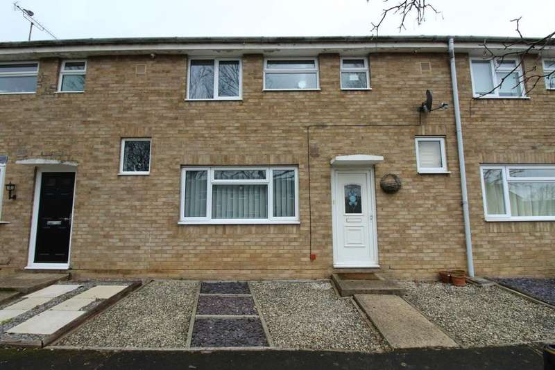 3 Bedrooms Terraced House for sale in Yew Close, Witham, Essex, CM8
