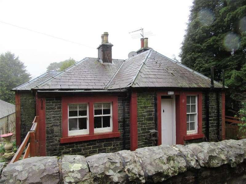 2 Bedrooms Flat for rent in Gardens Cottage, Balgray, Lockerbie, Dumfries Galloway, DG11