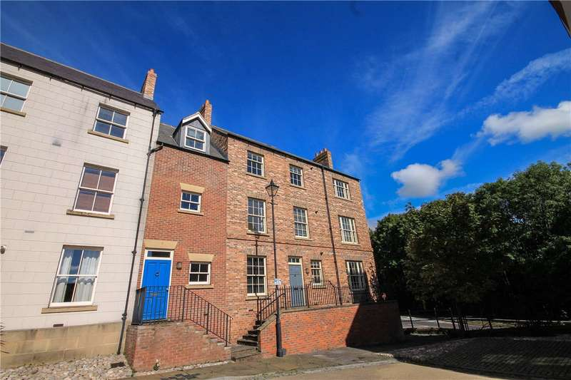 2 Bedrooms Flat for sale in Highgate, Durham City, DH1