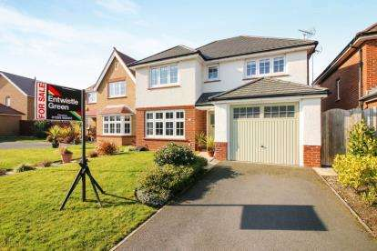4 Bedrooms Detached House for sale in Windward Avenue, Fleetwood, Lancashire, United Kingdom, FY7