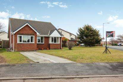 2 Bedrooms Bungalow for sale in Jellicoe Close, Lytham St Annes, Lancashire, England, FY8