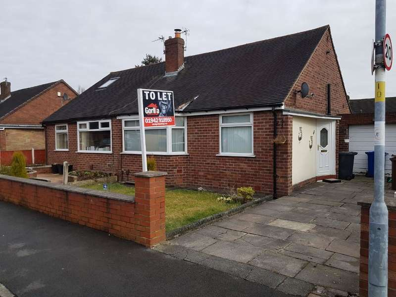 2 Bedrooms Bungalow for rent in Sydney Avenue, Pennington , Leigh, Wigan, WN7 3LT