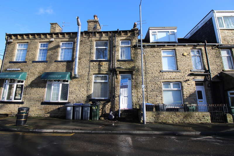 2 Bedrooms Terraced House for sale in Dudley Hill Road , Eccleshill