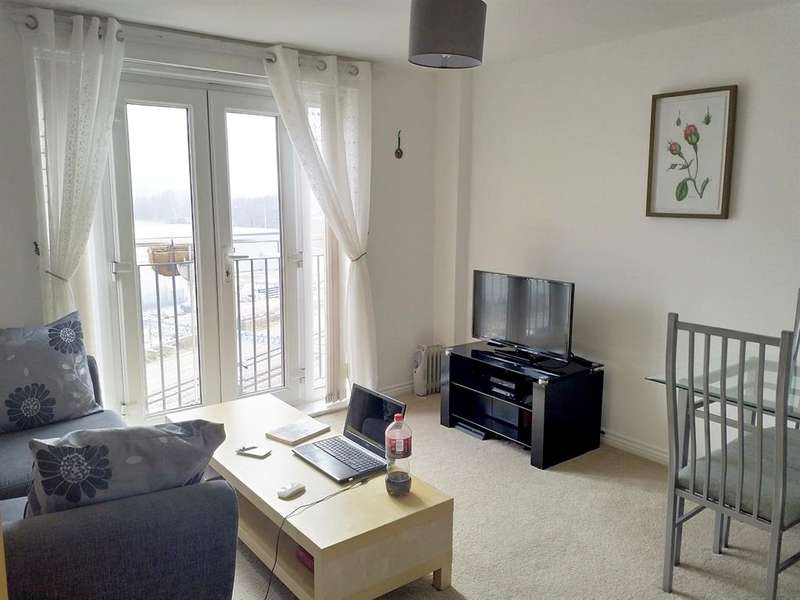 1 Bedroom Apartment Flat for sale in Fusion 1, 18 Middlewood Street, Salford, M5 4LW