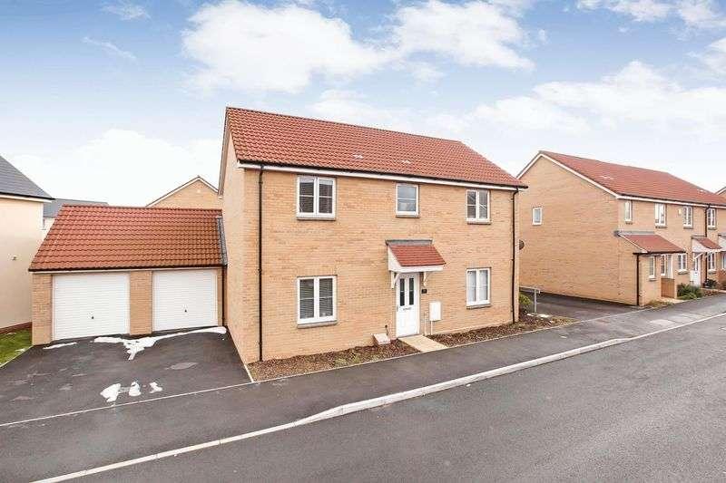 4 Bedrooms Property for sale in Esperia Drive Stockmoor, Bridgwater