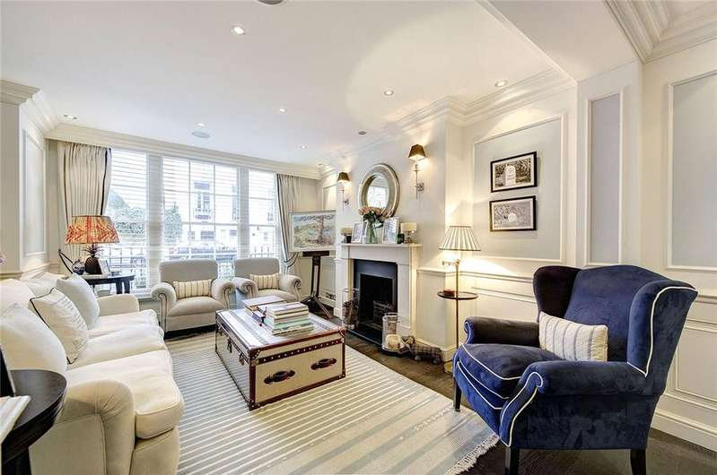 4 Bedrooms Terraced House for sale in Queensdale Road, Notting Hill/Holland Park, London, W11