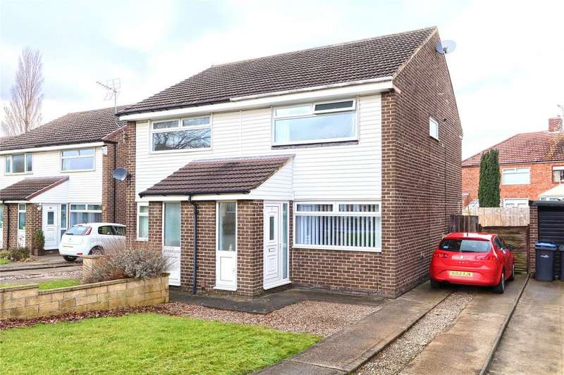 2 Bedrooms Semi Detached House for sale in Thurnham Grove, Marton