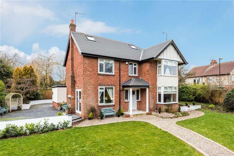 5 Bedrooms Detached House for sale in Boroughbridge Road, Knaresborough, North Yorkshire