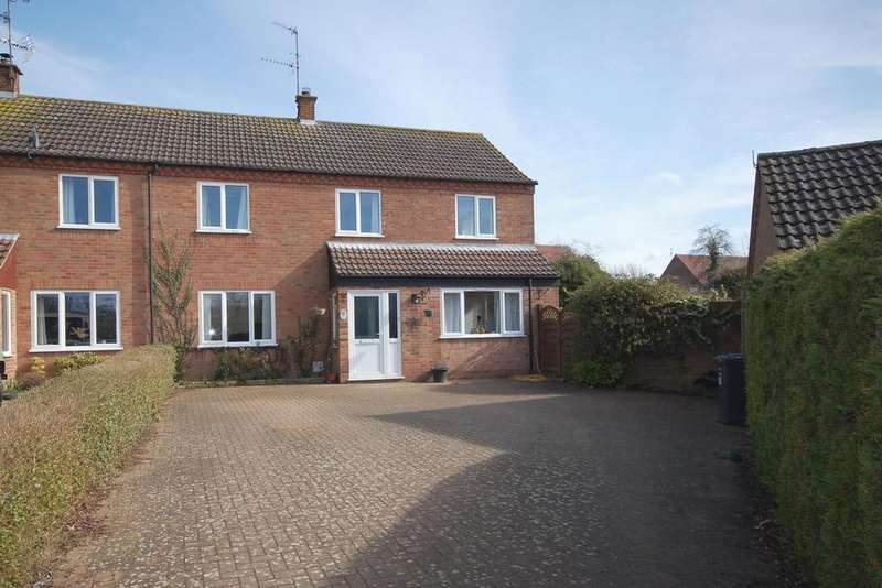 4 Bedrooms Semi Detached House for sale in The Cornfield, Langham