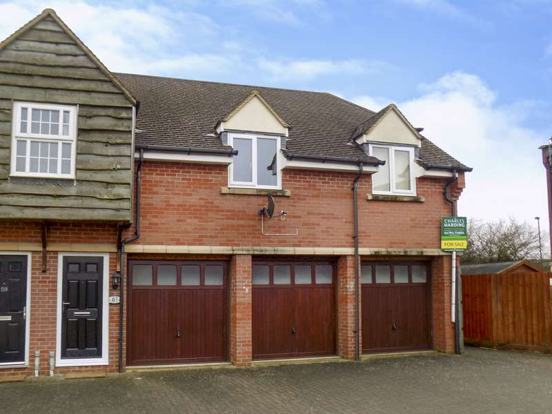 2 Bedrooms Property for sale in Birkdale Close, Redhouse