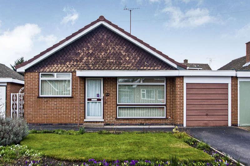 3 Bedrooms Detached Bungalow for sale in Holly Avenue, Breaston, Derby, DE72