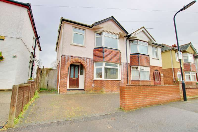 3 Bedrooms Semi Detached House for sale in Bitterne Manor, Southampton