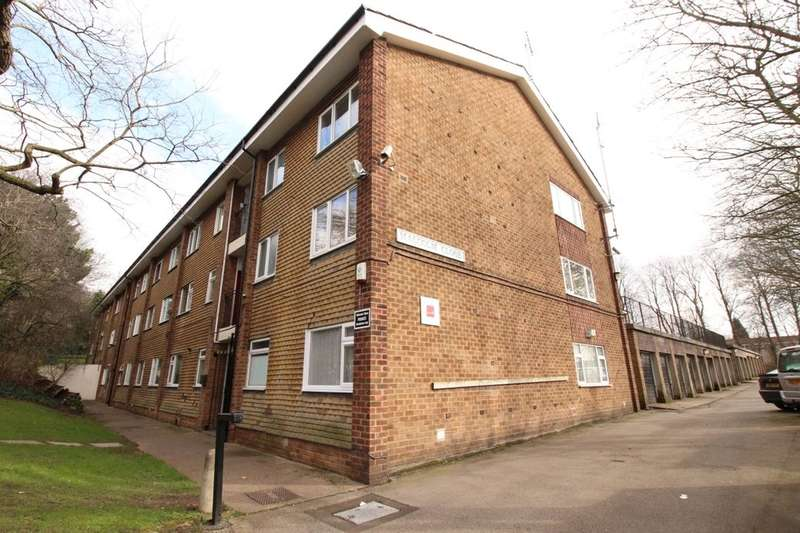 2 Bedrooms Flat for sale in Malcolm Close, Nottingham, NG3