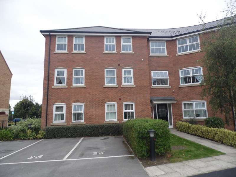 1 Bedroom Apartment Flat for rent in Windermere Drive, Doncaster, DN4