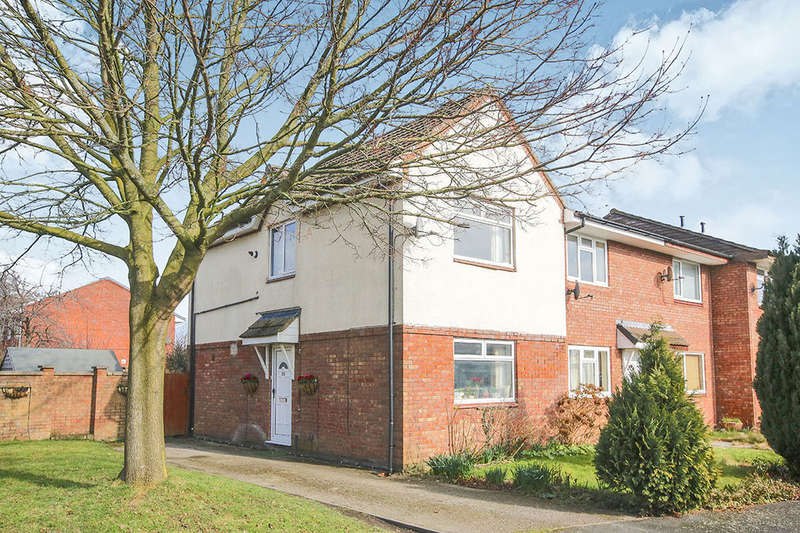 3 Bedrooms Terraced House for sale in Eardswick Road, Middlewich, CW10